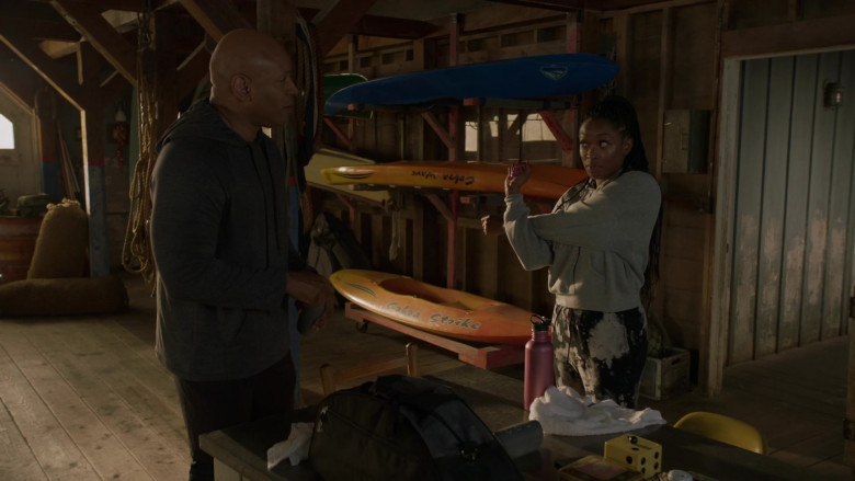 Cobra Strike Kayaks in NCIS Los Angeles S12E07