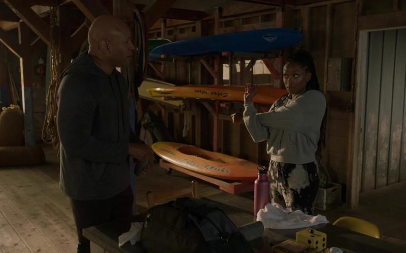 Cobra Strike Kayaks in NCIS Los Angeles S12E07