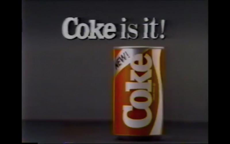 Coca-Cola Can (TV AD) in The Goldbergs S08E08