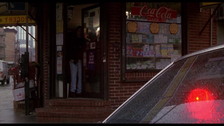 Coca-Cola Classic Ad in Ransom (1996)