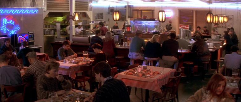 Coca-Cola Dispenser Machine in the Restaurant in A Few Good Men (1992)