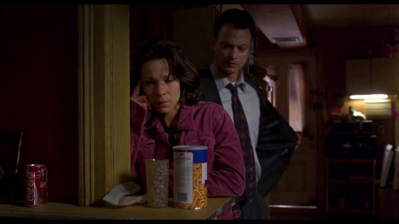 Coca-Cola Soda Can in Ransom (1996)