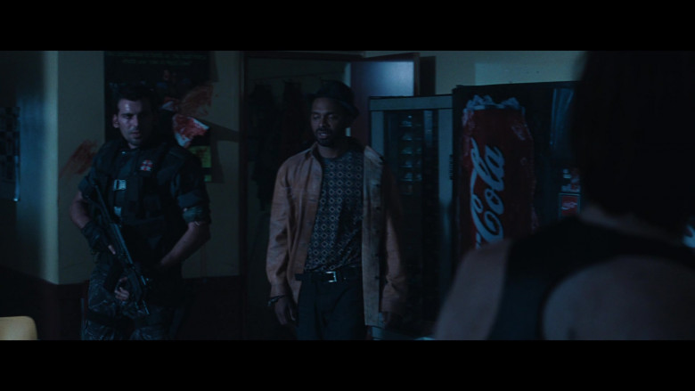 Coca-Cola Vending Machine in Resident Evil Apocalypse (5)