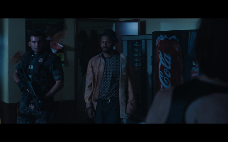Coca-Cola Vending Machine in Resident Evil Apocalypse (5)