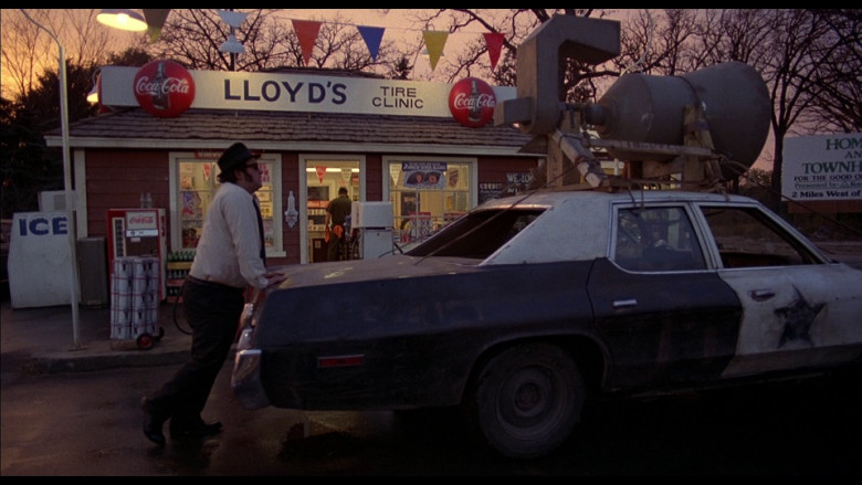 Coca-Cola in The Blues Brothers (1980)
