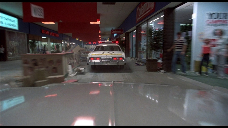 Coleman in The Blues Brothers (1980)