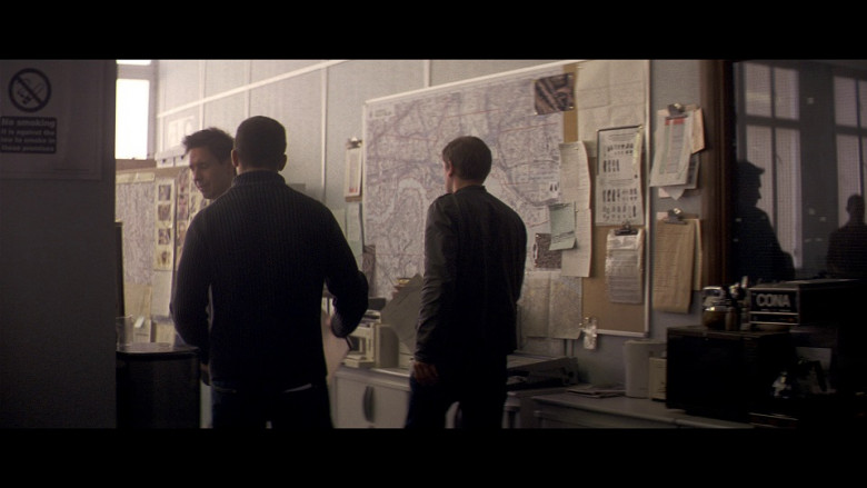 Cona Coffee Maker in Blitz (2011)