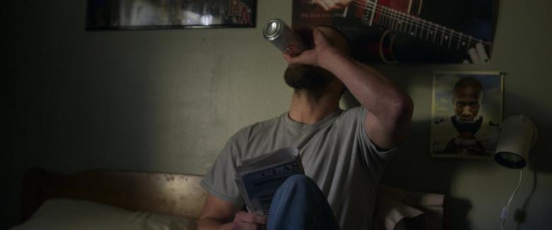 Coors Light Beer Enjoyed by Justin Timberlake as Eddie in Palmer 2021 Movie (1)