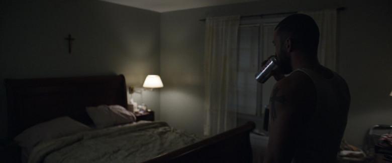 Coors Light Beer Enjoyed by Justin Timberlake as Eddie in Palmer 2021 Movie (3)