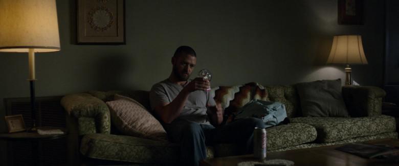 Coors Light Beer Enjoyed by Justin Timberlake as Eddie in Palmer 2021 Movie (5)