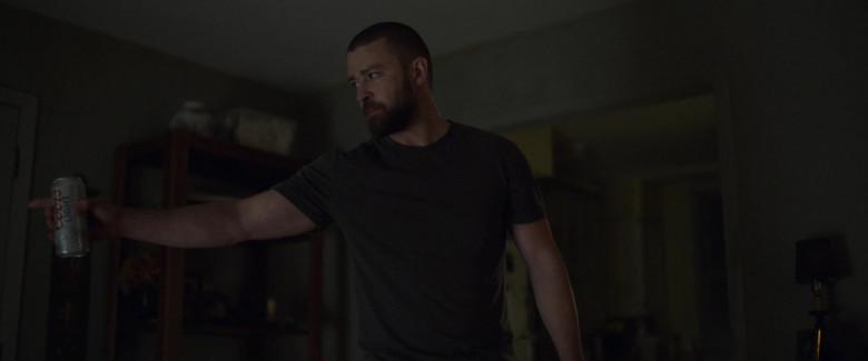 Coors Light Beer Enjoyed by Justin Timberlake as Eddie in Palmer 2021 Movie (6)