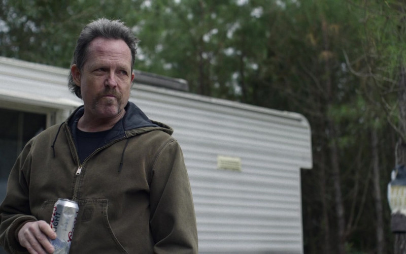 Coors Light Beer of Dean Winters as Jerry in Palmer (2021)