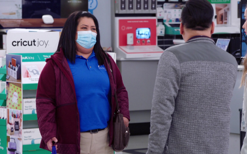 Cricut Joy Cutting And Writing Machines in Superstore S06E05