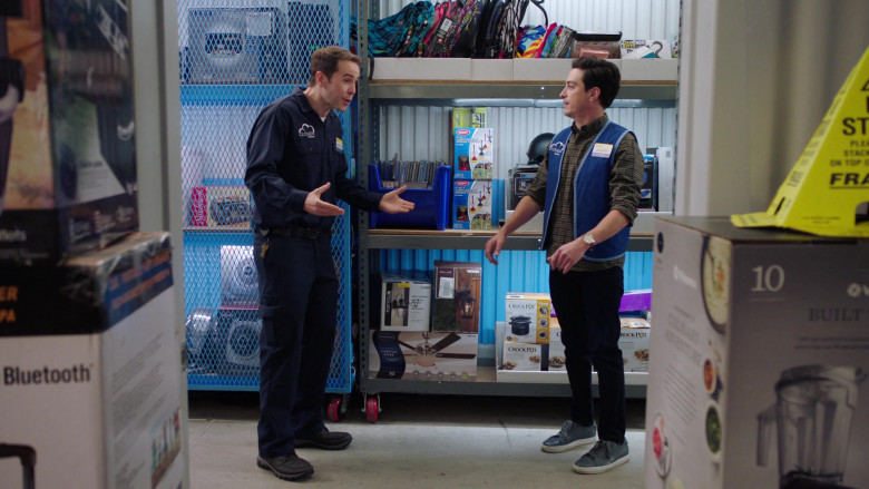 Crock-Pot Slow Cookers in Superstore S06E07 The Trough (2021)
