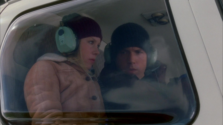 David Clark Aviation Headset of Christina Applegate as Alicia Valco in Surviving Christmas (2004)