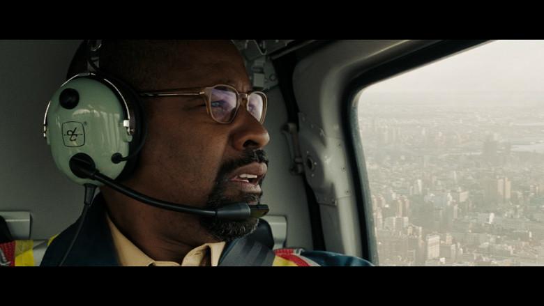 David Clark Headset of Denzel Washington as Walter Garber in The Taking of Pelham 123 (2009)