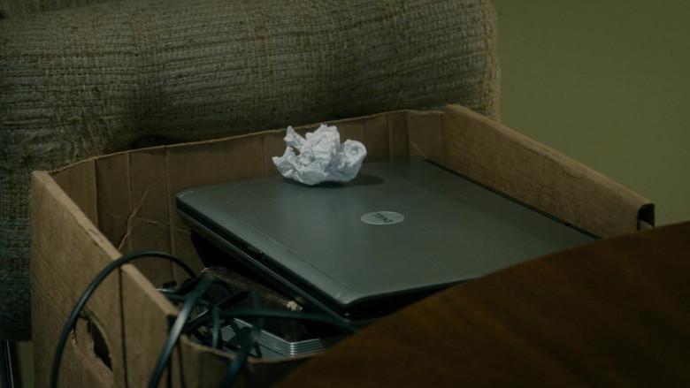 Dell Laptop of William Zabka as Johnny Lawrence in Cobra Kai S03E05 (1)