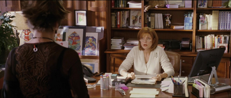 Dell Monitor of Susan Sarandon as Rose Collins in Noel (1)