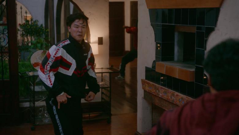 Diadora Men's Jacket Worn by Actor Joe Seo as Kyler in Cobra Kai S03E10 (2)