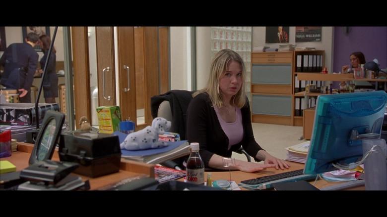Diet Coke Soda of Renée Zellweger in Bridget Jones's Diary (2001)