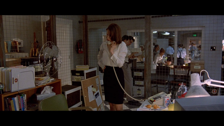 Diet Pepsi Can in The Peacemaker (1997)