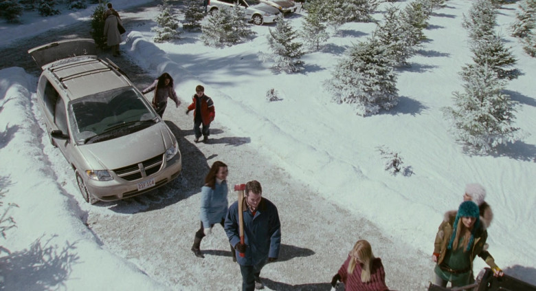 Dodge Cars in Deck the Halls (2)