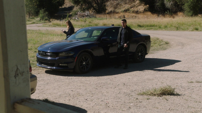Dodge Charger Car in NCIS S18E06 1mm (2021)