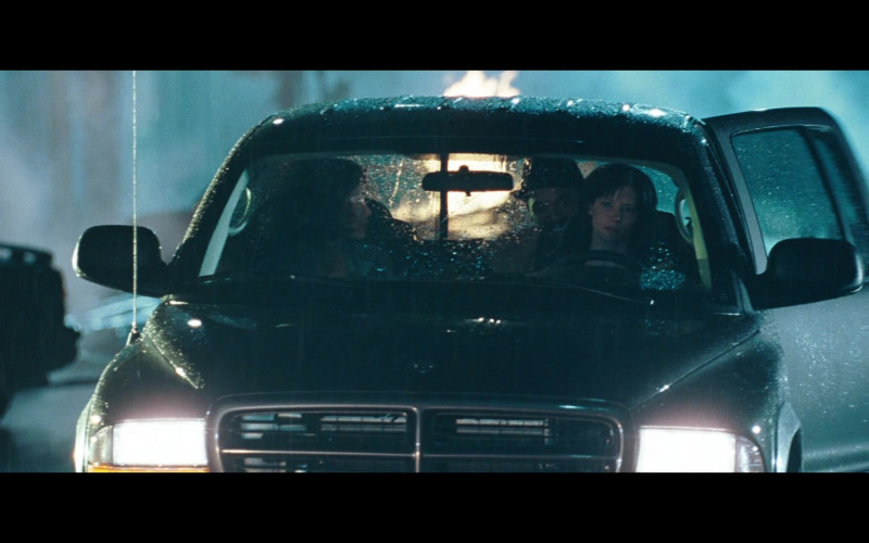 Dodge Dakota Car in Resident Evil Apocalypse (1)