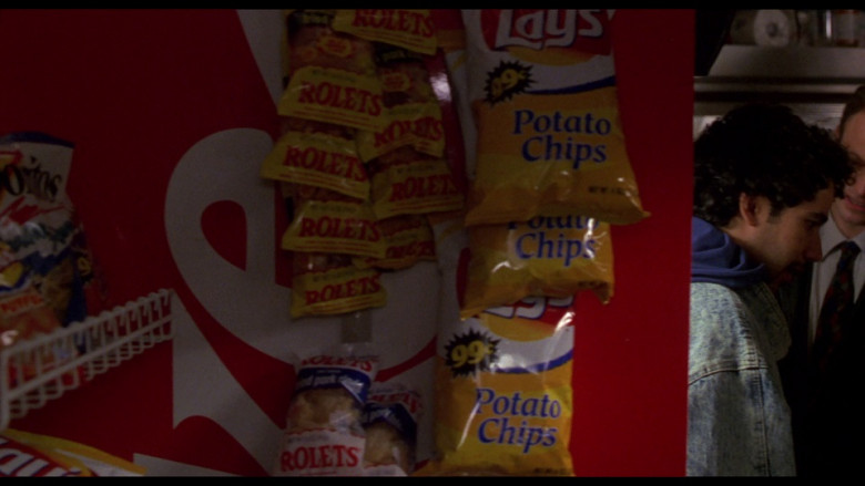 Doritos, Rolets & Lays Snacks in Ransom (1996)
