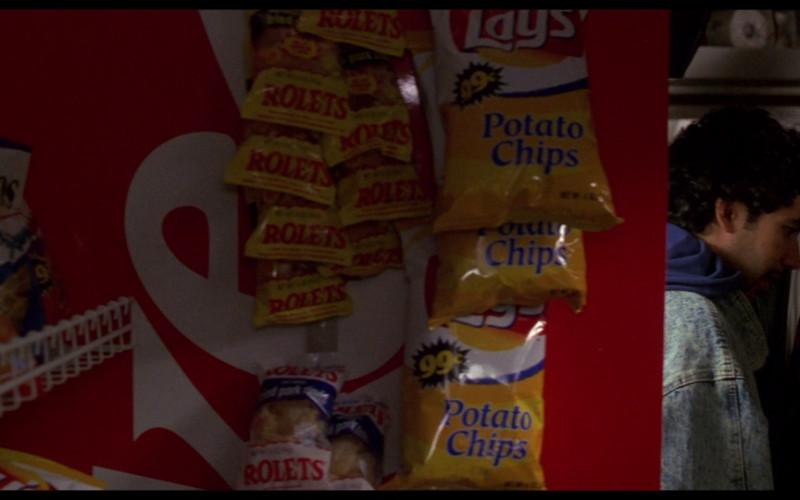 Doritos, Rolets & Lays Snacks in Ransom (1996)