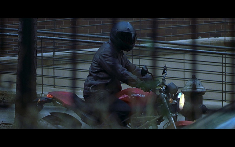 Ducati Monster 900 Motorcycle in Don't Say a Word (2001)
