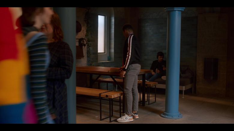 Ecoalf Yale Sneakers of Theo Graham as Dane in Fate The Winx Saga S01E05 (1)