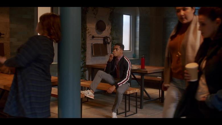 Ecoalf Yale Sneakers of Theo Graham as Dane in Fate The Winx Saga S01E05 (2)