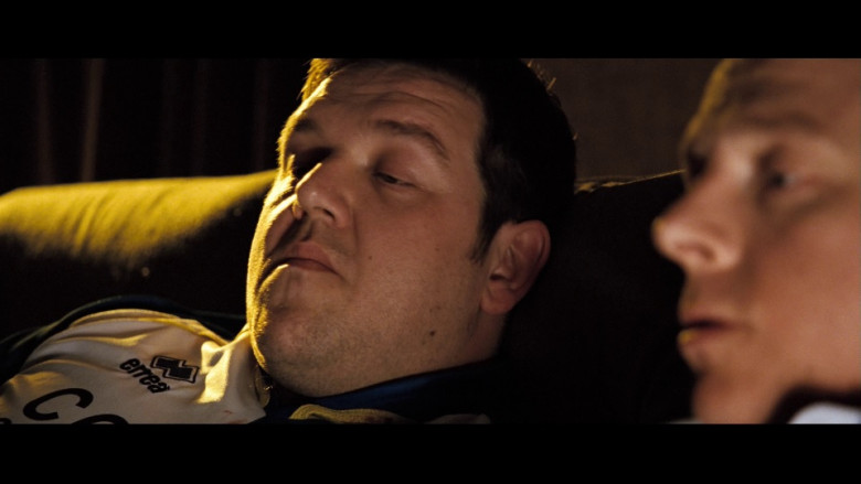 Erreà Shirt of Nick Frost in Hot Fuzz (1)