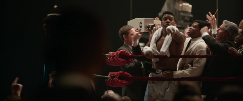 Everlast White Boxing Shorts of Eli Goree as Muhammad Ali aka Cassius M. Clay in One Night in Miami (2)