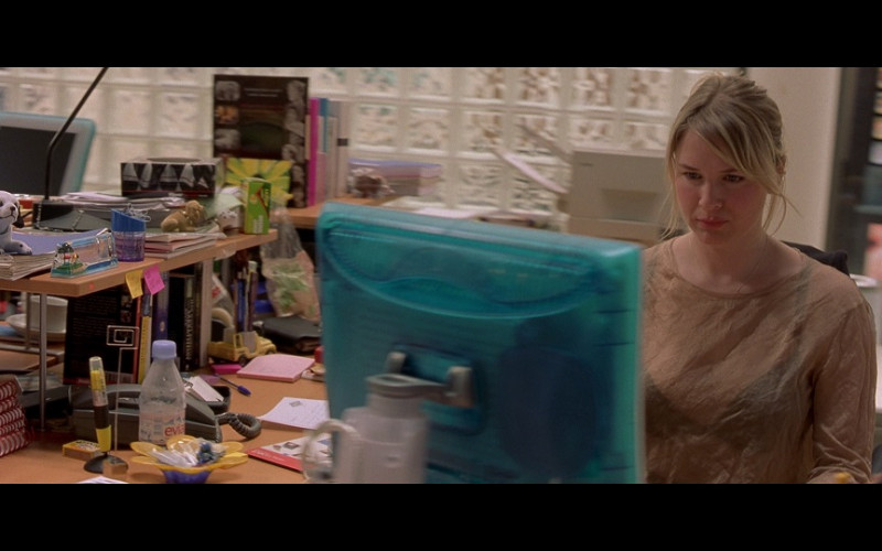 Evian Water Bottle of Renée Zellweger in Bridget Jones's Diary (2001)