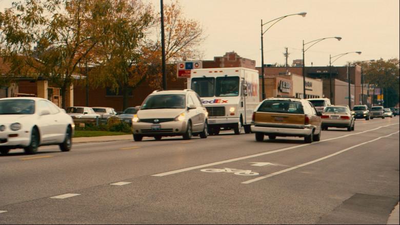 FedEx Truck in Cash (2010)