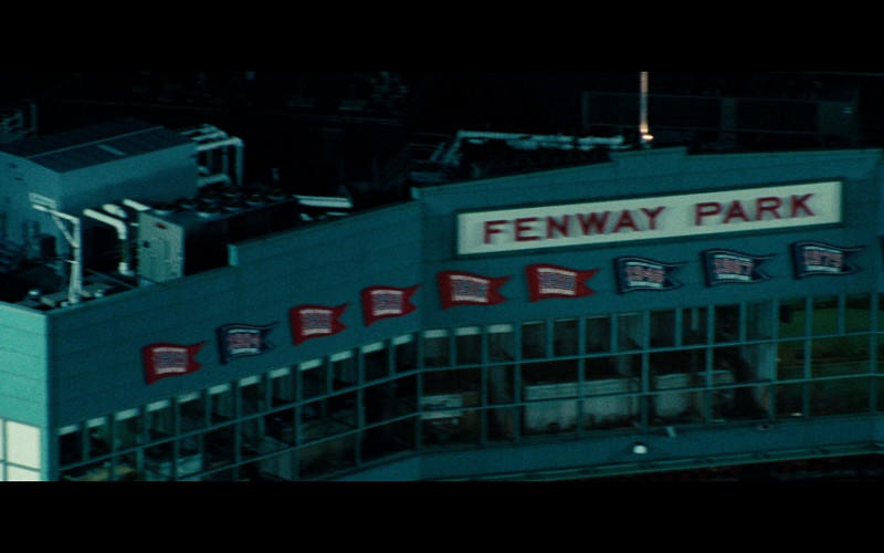 Fenway Park in The Town (2010)