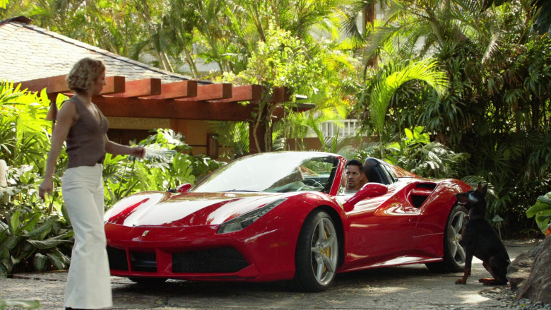 Ferrari 488 Sports Car in Magnum P.I. S03E04 (2)