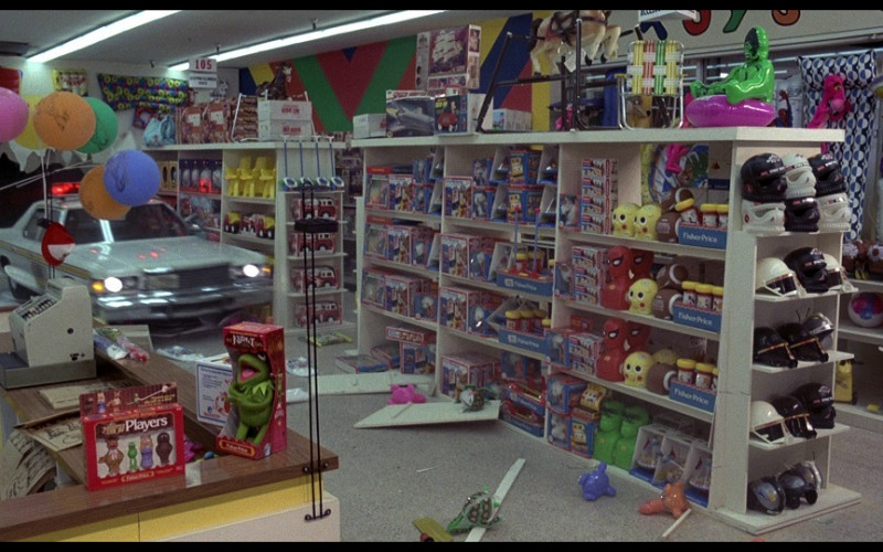 Fisher Price Toys in The Blues Brothers (1980)