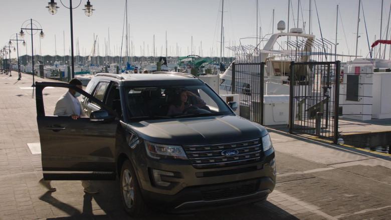 Ford Explorer Car of Necar Zadegan as Hannah Khoury in NCIS New Orleans S07E05