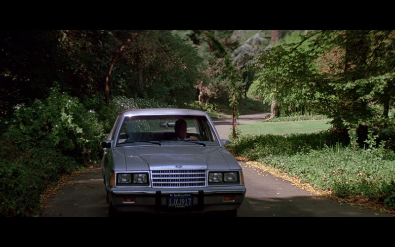 Ford LTD Car in A View to a Kill (1985)
