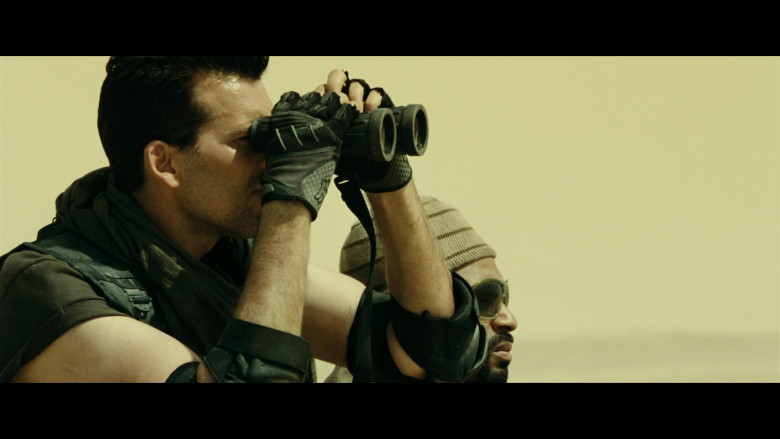 Fox Racing Gloves of Oded Fehr as Carlos Oliveira in Resident Evil Extinction (1)