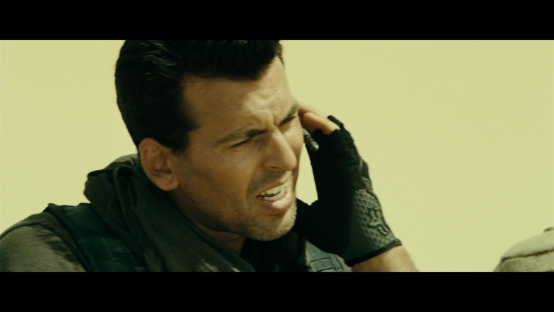 Fox Racing Gloves of Oded Fehr as Carlos Oliveira in Resident Evil Extinction (2)