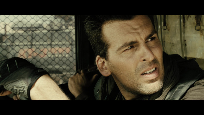 Fox Racing Gloves of Oded Fehr as Carlos Oliveira in Resident Evil Extinction (3)