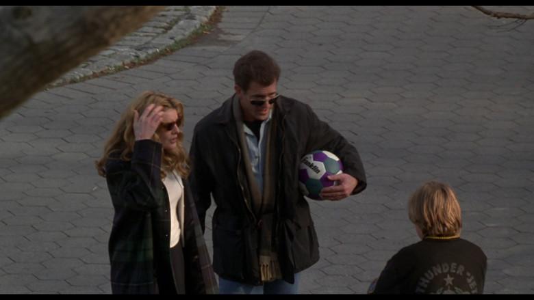 Franklin Soccer Ball in Ransom (1996)