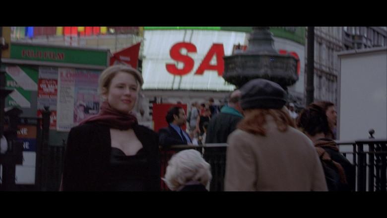 Fujifilm in Bridget Jones's Diary (2001)