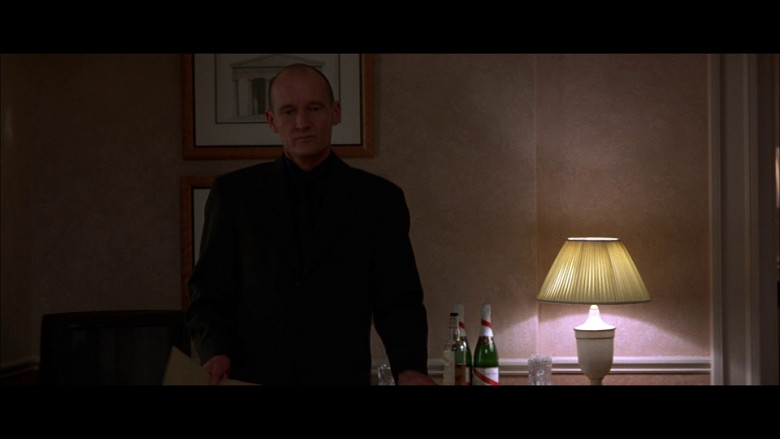 G.H. Mumm Cordon Rouge Champagne in The Jackal (1997)