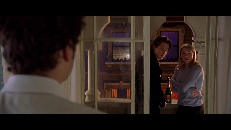 G.H. Mumm et Cie Champagne in Bridget Jones's Diary (2001)