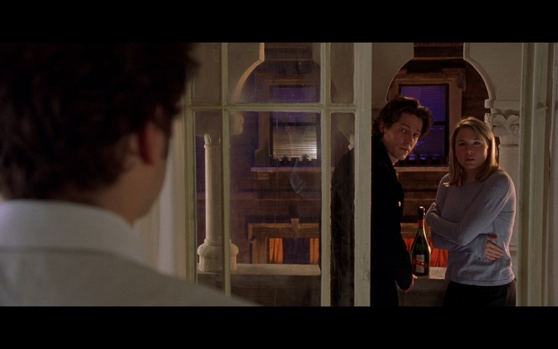 G.H. Mumm et Cie Champagne in Bridget Jones's Diary (2001)